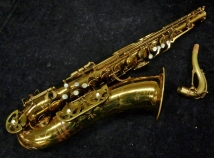 Vintage FE Olds Opera Tenor Sax - Buffet Dynaction Stencil - Serial # 3422