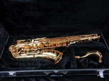 MINT P Mauriat 66RGL Gold Lacquer Tenor Saxophone - Serial # PM0402315