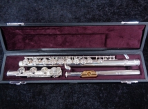New Yamaha YFL-482 Series Intermediate French Style Flute