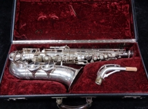 Original Silver SML Rev D Alto Sax - LOW PRICE! - Serial # 11719