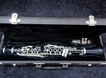 Selmer Bundy Student Eb Clarinet with Bundy Wood Hard Case, #6572