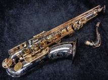 SWEET! P. Mauriat 500BX Black Pearl Tenor Saxophone, Serial Number 0302907