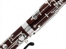 NEW Fox Renard Model 260 Artist Maple Bassoon