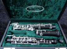 Exquisite Condition Howarth London Professional Oboe - Serial # D0026