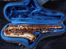 P Mauriat PMXT-66R Cognac Lacquer Tenor Sax - Outstanding Price! - # PM0510915