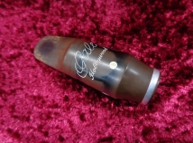 Ultra Rare! Gale Hollywood 3 Dot 3L Hard Rubber Mouthpiece for Alto by M.C. Gregory