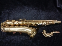 Vintage CG Conn 'Naked Lady' Series 10M Tenor Sax - Serial # 339249