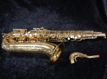 Great Vintage Buescher 400 TOP HAT & CANE Tenor Sax at Low Price - Serial # 304915