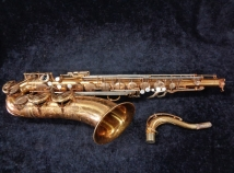 Original Lacquer Selmer Balanced Action Tenor Sax - Serial # 22188