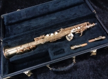 Excellent Shape Selmer Paris Super Action 80 Series III Soprano Sax - Serial # 501506