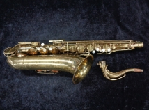 Vintage 'The Martin Tenor' Sax - As-is at a LOW PRICE - Serial # 164252