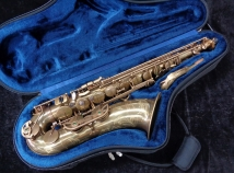 Pristine P Mauriat 66R Unlacquered Series Tenor Sax - Serial # PM0109515