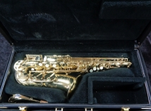 NICE Selmer Paris Super Action 80 Series II Alto Sax - Serial # 677228