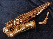 Very Nice Selmer Paris Reference 54 Alto Sax with 2 Necks - Serial # 659285