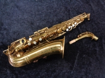 Rare Original Selmer Paris Super Series Alto Sax - Serial # 17629