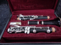 Freshly Repadded Buffet Crampon Paris R13 Bb Clarinet Clarinet - Serial # 614461