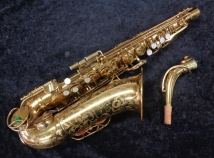 Very Pretty! The Martin Committee III Alto Saxophone in Original Lacquer, Serial Number 202332