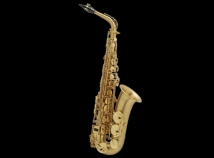 New Selmer SA80 Serie II Jubilee Series Alto Saxophone in Matte Finish