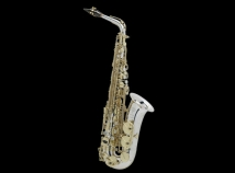 New Selmer SA80 Serie III Jubilee Series Alto Saxophone in Sterling Silver