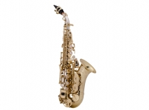 New Yanagisawa SC9930 Professional Curved Soprano Sax in Sterling Silver