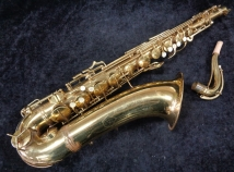 Vintage C.G. Conn 10M Naked Lady Tenor Sax, Serial #331768 – Bright Power Player!