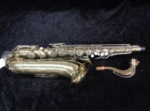 WOW! One Of a Kind Original Martin Magna Tenor Sax Owned by Georgie Auld, Serial #570006