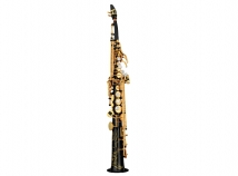 New Yamaha Custom Z YSS-82ZRB Soprano Sax w/ Curved Neck in Black Lacquer