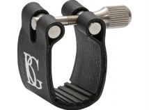 BG France Flex and Standard Series Fabric Ligatures for Bass Clarinet Mouthpieces