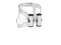 Vandoren M|O Ligature for Eb Clarinet in Silver or Black