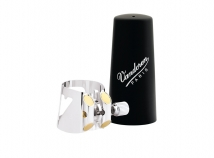 Vandoren Optimum Ligature for Eb Clarinet in Silver Plate