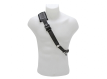 The BG France Shoulder Saxophone Straps - the Neck Strap Alternative
