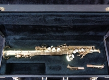 Beautiful! Lightly Played Selmer Paris SIII Soprano Sax, Serial #570751
