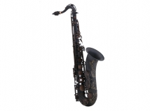 NEW Chateau CTS-50V Series Unlacquered Tenor Saxophone in Vintage Finish
