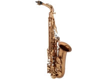 New Eastman 640 Series Alto Sax with Vintage Lacquer Finish
