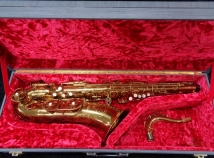 Museum Quality Vintage Buffet Super Dynaction Tenor Sax - Serial # 17855