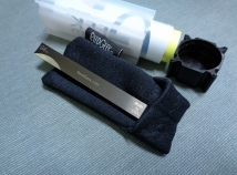 The ReedGeek Black Diamond G4 Reed Tool