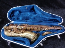 NICE P Mauriat System-76 Unlacquered Tenor Sax - NO HIGH F# - Serial # PM0221015