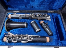 Late 70's Vintage Buffet Paris Wood R13 Professional Bb Clarinet - Serial # 189810