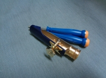 Gold Plated Theo Wanna Mantra # 7 Alto Sax Mouthpiece