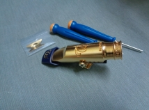 Theo Wanne Custome Mantra 8 Tenor Sax Mouthpiece with Accessories