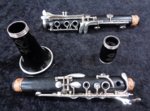 Professional Selmer Paris Recital Series Bb Clarinet - Serial # N02814