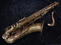 Outstanding! P. Mauriat 66RUL Un Lacquered Tenor Sax - Rolled Tone Holes