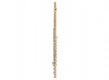 New Yamaha YFL-A421BII Professional Alto Flute in G with Both Curved & Straight Headjoints