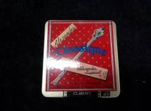 Box of 10 Reeds for Price of 5 - Alexander Classique 4.5 for Bb Clarinet - Inventory Closeout!