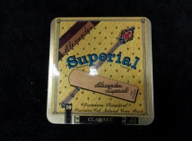 Box of 10 Reeds for Price of 5 - Alexander Superial 4.5 for Bb Clarinet - Inventory Close Out