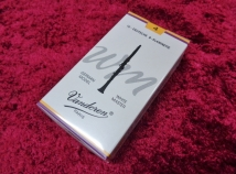 Unopened Back Stock! Vandoren German Model White Master #4 Reeds  for Bb Clarinet