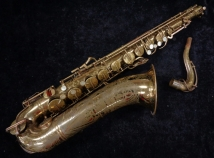 Vintage Buescher Big B Tenor Sax in Original Lacquer, Serial 329754