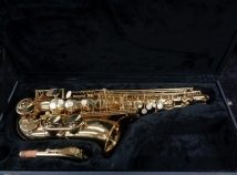 Buffet-Crampon 100 Series Alto Sax - Freshly Adjusted - Serial # BCA90178