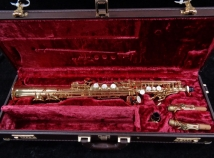 MINT Yamaha Custom Series YSS-875 Soprano Sax - Serial # 003592