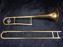 King 606 Tenor Trombone- Great Student Model, Serial #683370 – With Case
